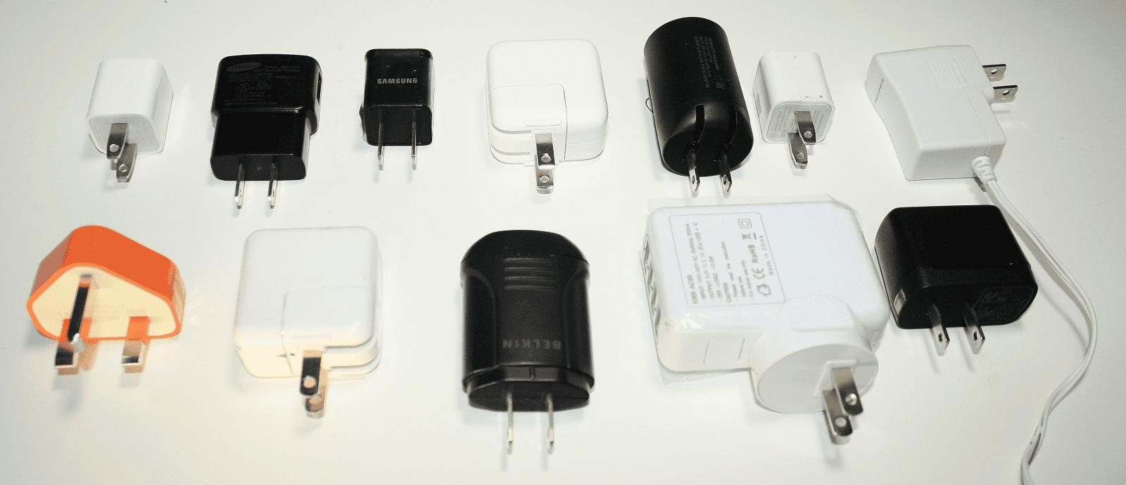 EU standardizing chargers