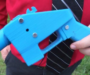 3d printed gun banned in US