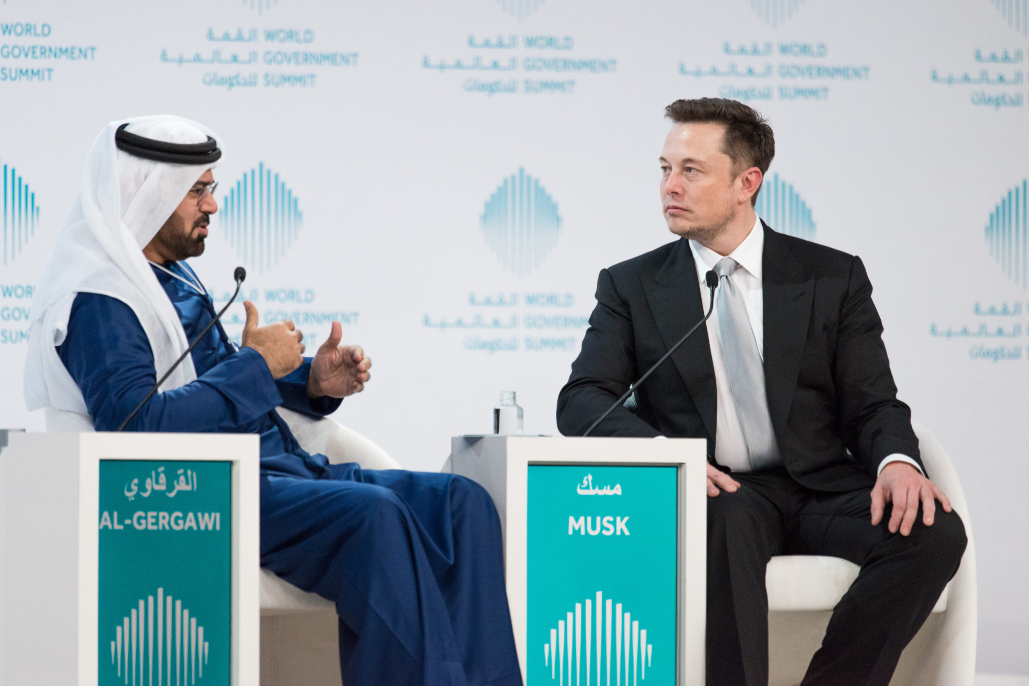 musk making tesla private company