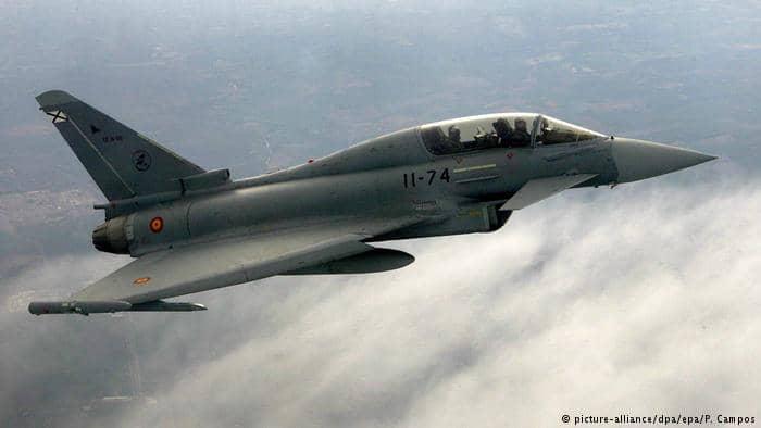 nato fighter jet