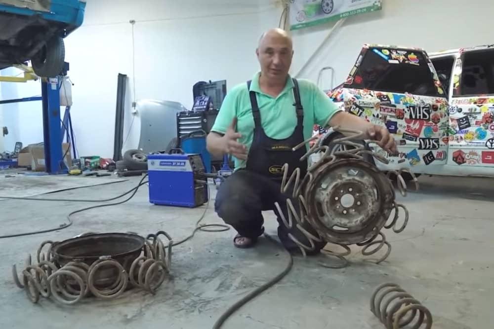 springs tires