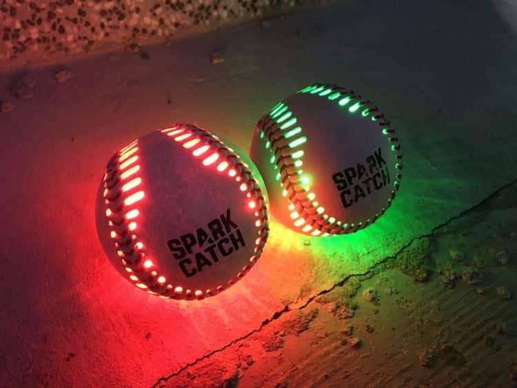 sparkcatch baseball