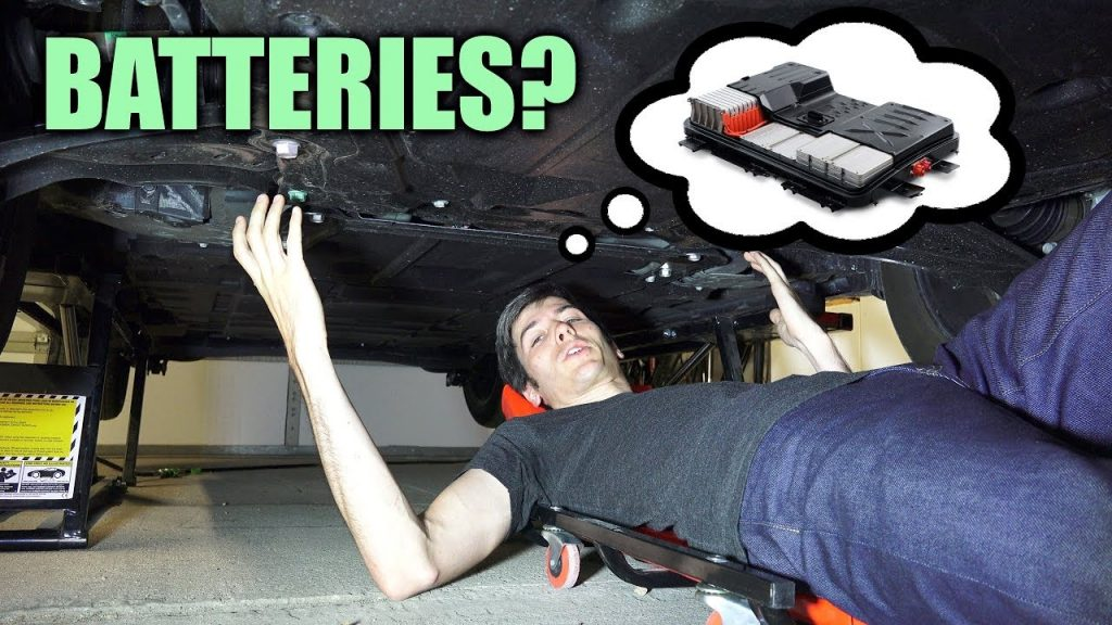 how old electric car batteries can be used again