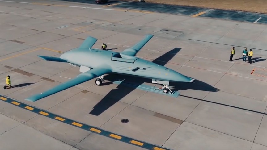 boeing unmanned aircraft