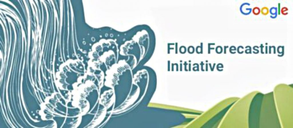 google flood alert in collaboration with CWC india