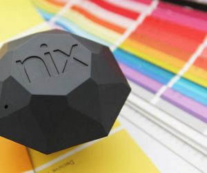 nix mini color sensor