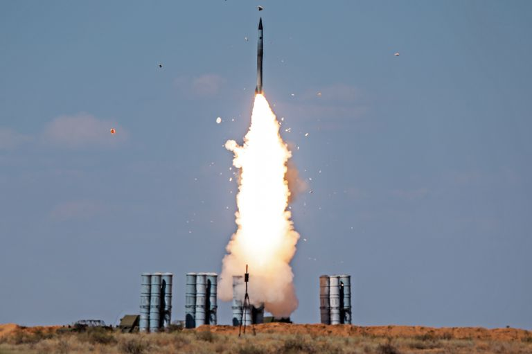 syria shot down Russian plane accidentally S-300