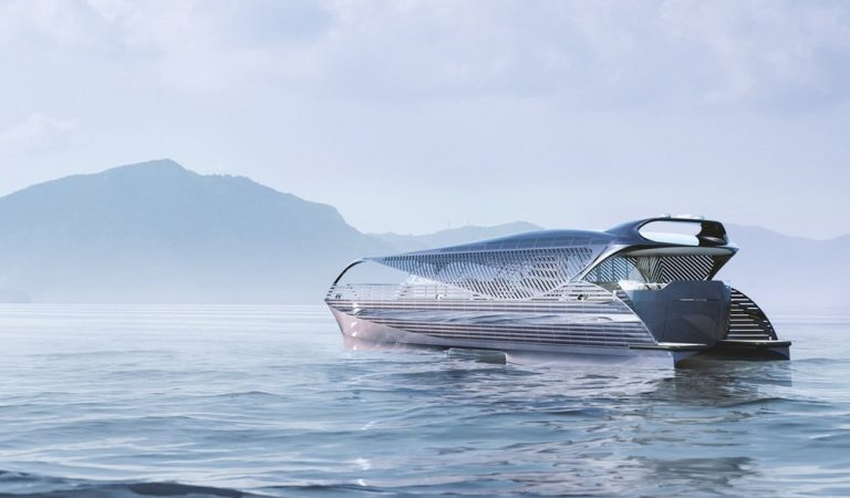 This Solar Powered Yacht Can Sail Forever