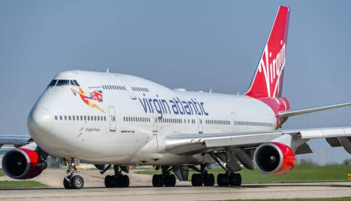 Virgin Atlantic using recycled fuel