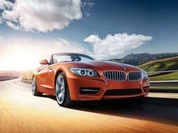 BMW 2019 car fleet