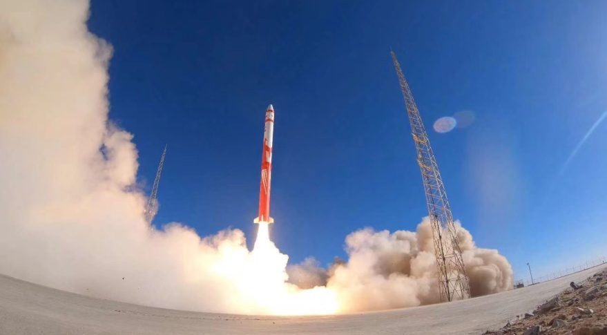 private satellite by china failed to launch