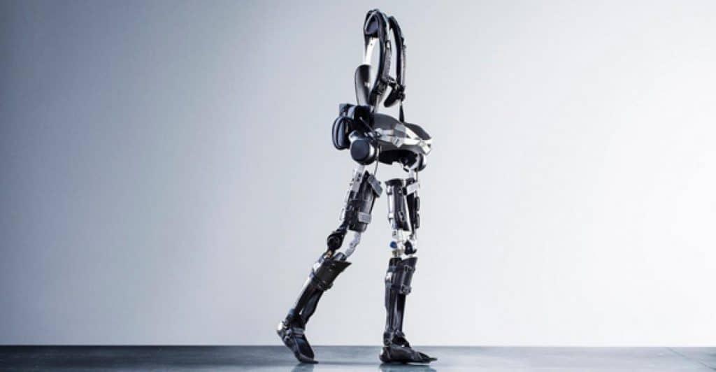 exoskeleton affects human decision making ability