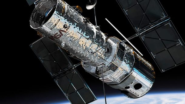 After Gyroscope Failure, Hubble Telescope Was Put Into Safe Mode
