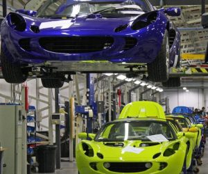 new material in automobile industry