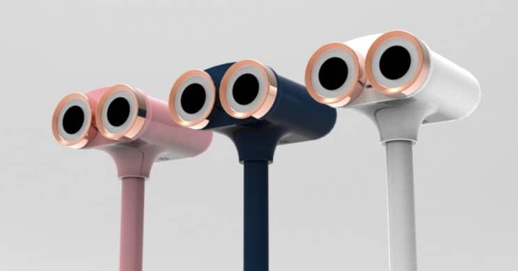 oppy 4k flexible camera
