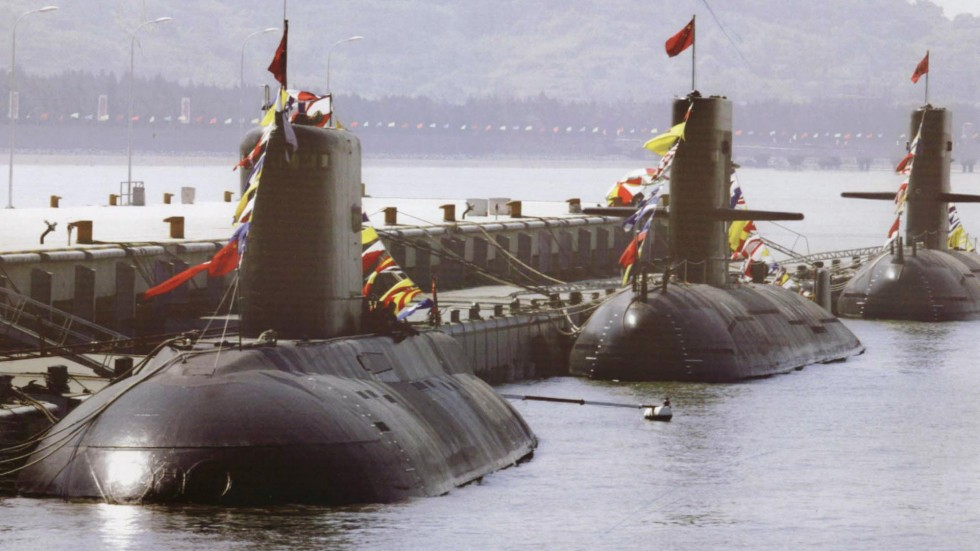china building nuclear submarine