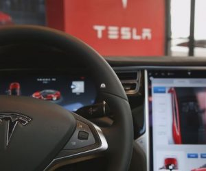 tesla sued by SEC again rise in shares