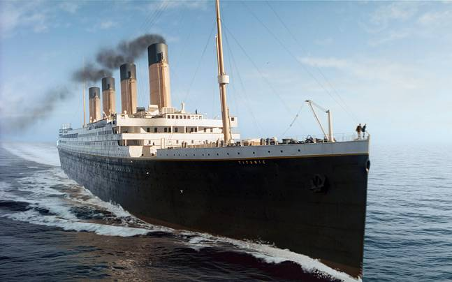 Titanic II to sail original ship's doomed route in 2022