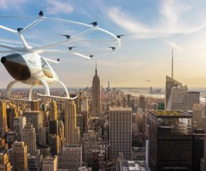 volocopter aircraft singapore