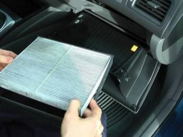how to change cabin air filter of your car