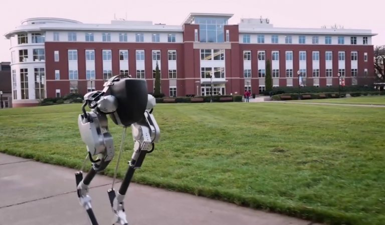 Cassie The 2 Legged Robot Shows Off Its Moves In This New Promo Video