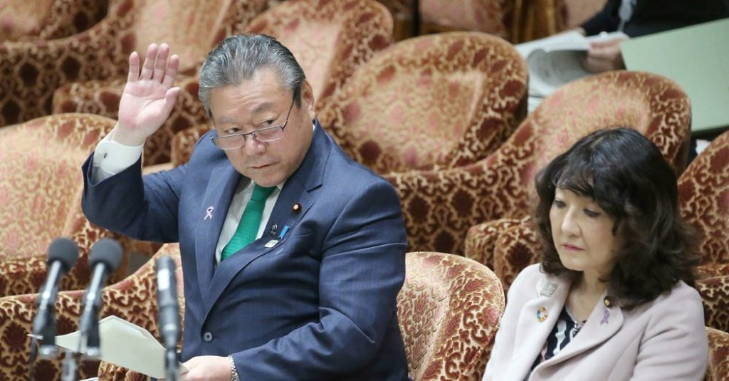 japan cyber security minister has never used a computer