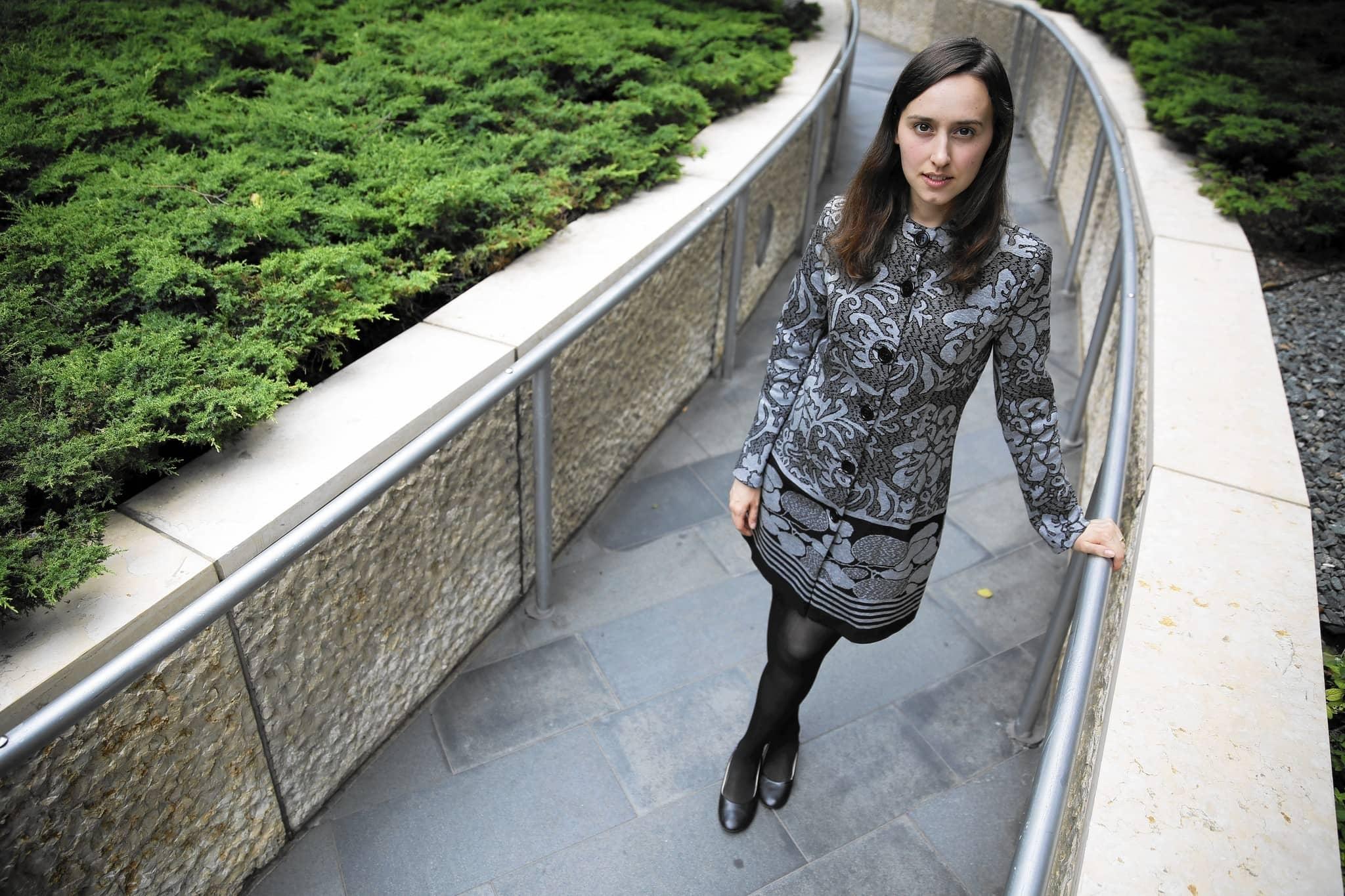Sabrina Gonzalez Pasterski the Harvard scholar Einstein of today