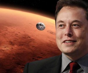musk is moving to mars