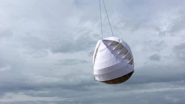 omnidirectional urban wind turbine
