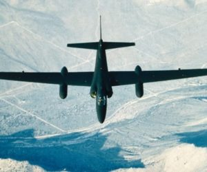U-2 plane vs SR-71 plane