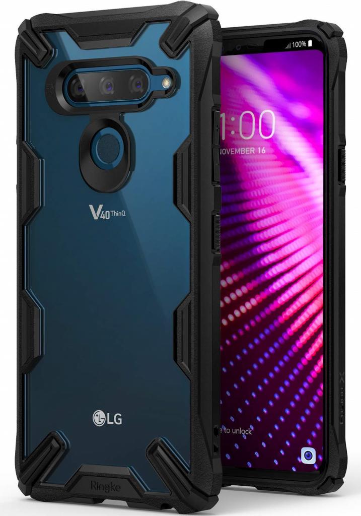 Ringke Fusion-X Case for LG V40 ThinQ