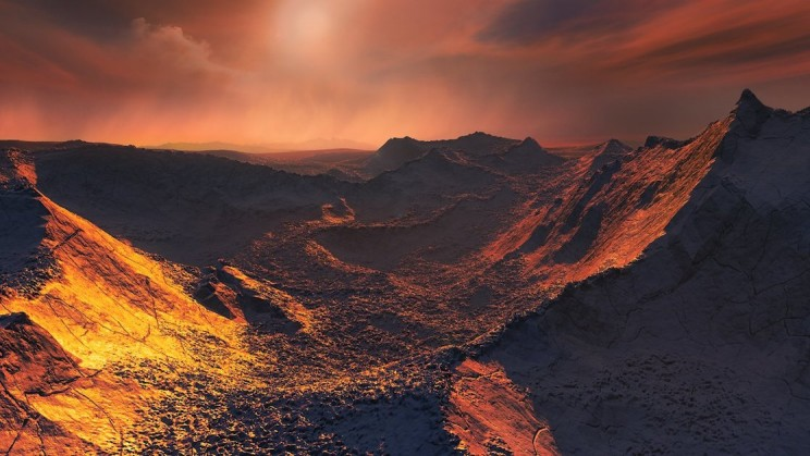 Barnard's Star b Might Be Able To Support Alien Life!