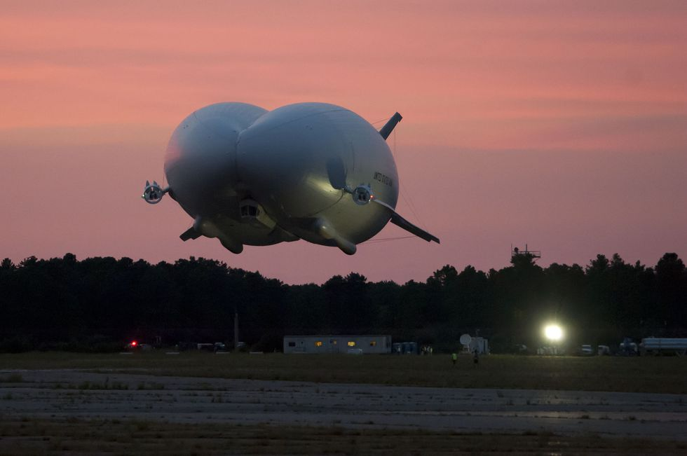 The Airlander 10 By HAV Is Due To Return In The Early 2020s!