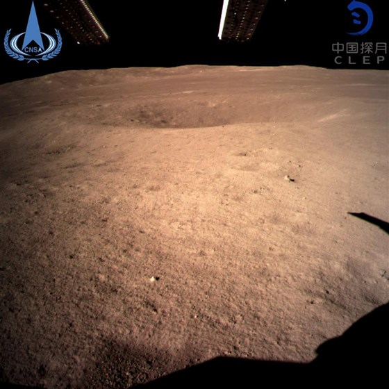 China Has Successfully Landed Chang'e 4 On Far Side Of The Moon