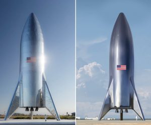 Elon Musk Is Building Starship Using Stainless Steel!