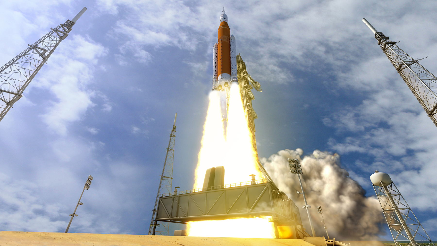 Learn Everything About A Rocket Launch Using This Video!