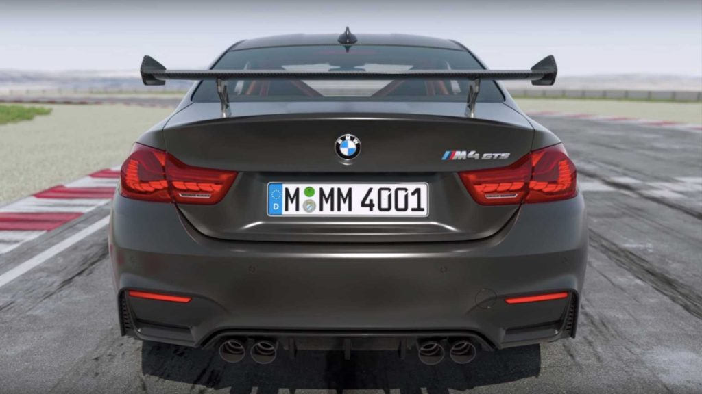 Water Injection System Adds A Horsepower Of 50 To BMW M4 GTS!
