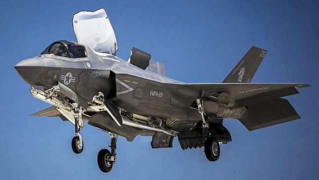 3D Printing Helps Cut Down F-22 Raptor Maintenance Times!