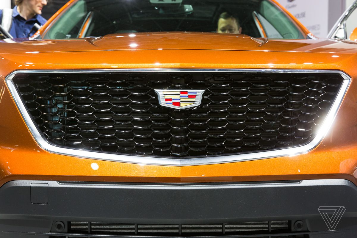 Cadillac Is Going Full Electric & Has Released Teaser Images Of Its EV!