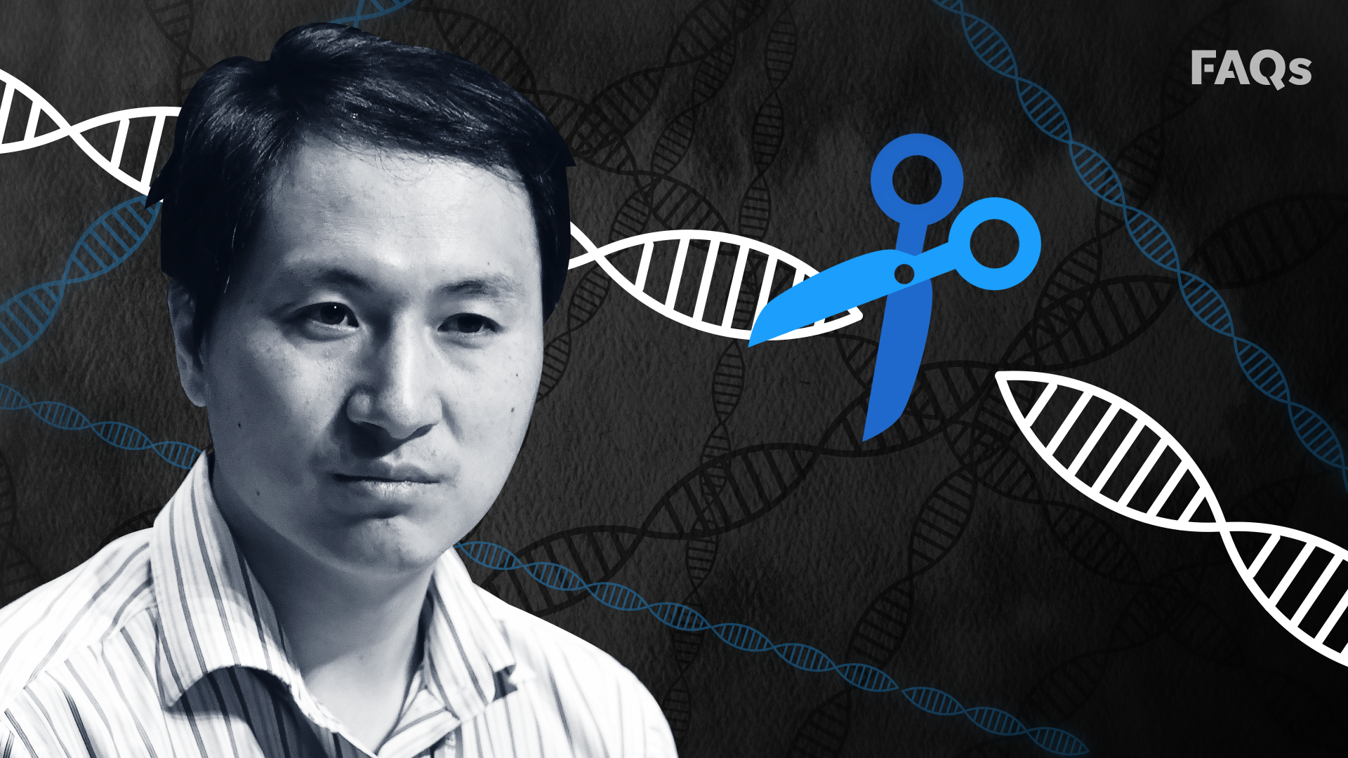 Dr. He Jiankui's Patient Is Pregnant With A Baby That Has Edited Genes!