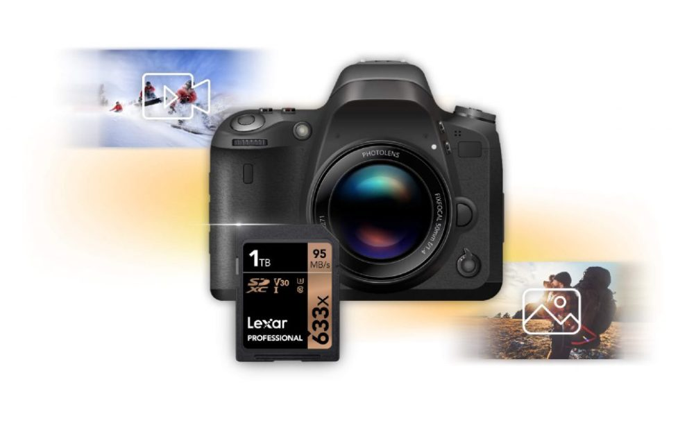 Lexar Has Introduced 1 TB SDXC Memory Card In The Market!
