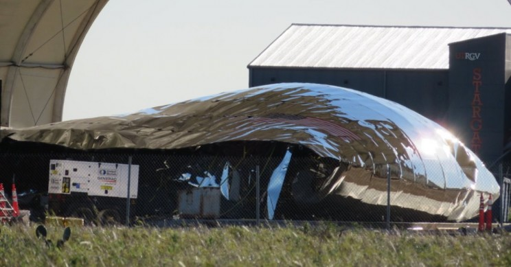 Strong Winds Have Heavily Damaged SpaceX's Starship Prototype!