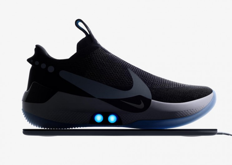 Nike's Adapt BB Is Economical & Features Self-Lacing Technology!