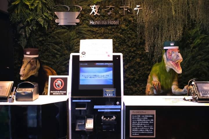 The Henn-Na Strange Hotel Has Fired Hundreds Of Its Robotic Employees!