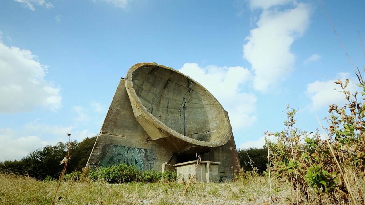 These Concrete Structures Helped UK Predict Germans' Attack in WWI!