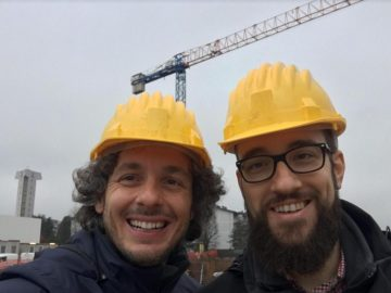 Two Hackers From Micro Trend Hacked Construction Sites In Italy!