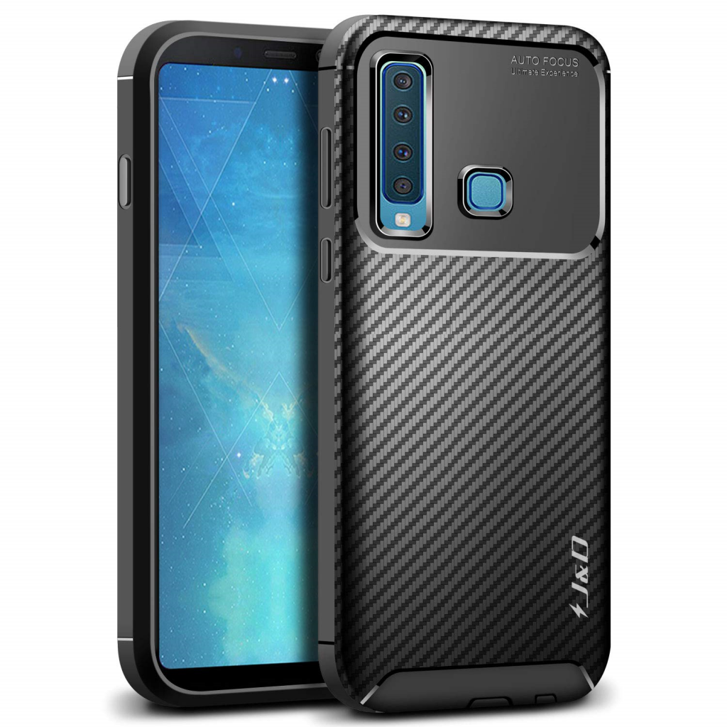 J&D Carbon Fibre Case for Samsung Galaxy A9