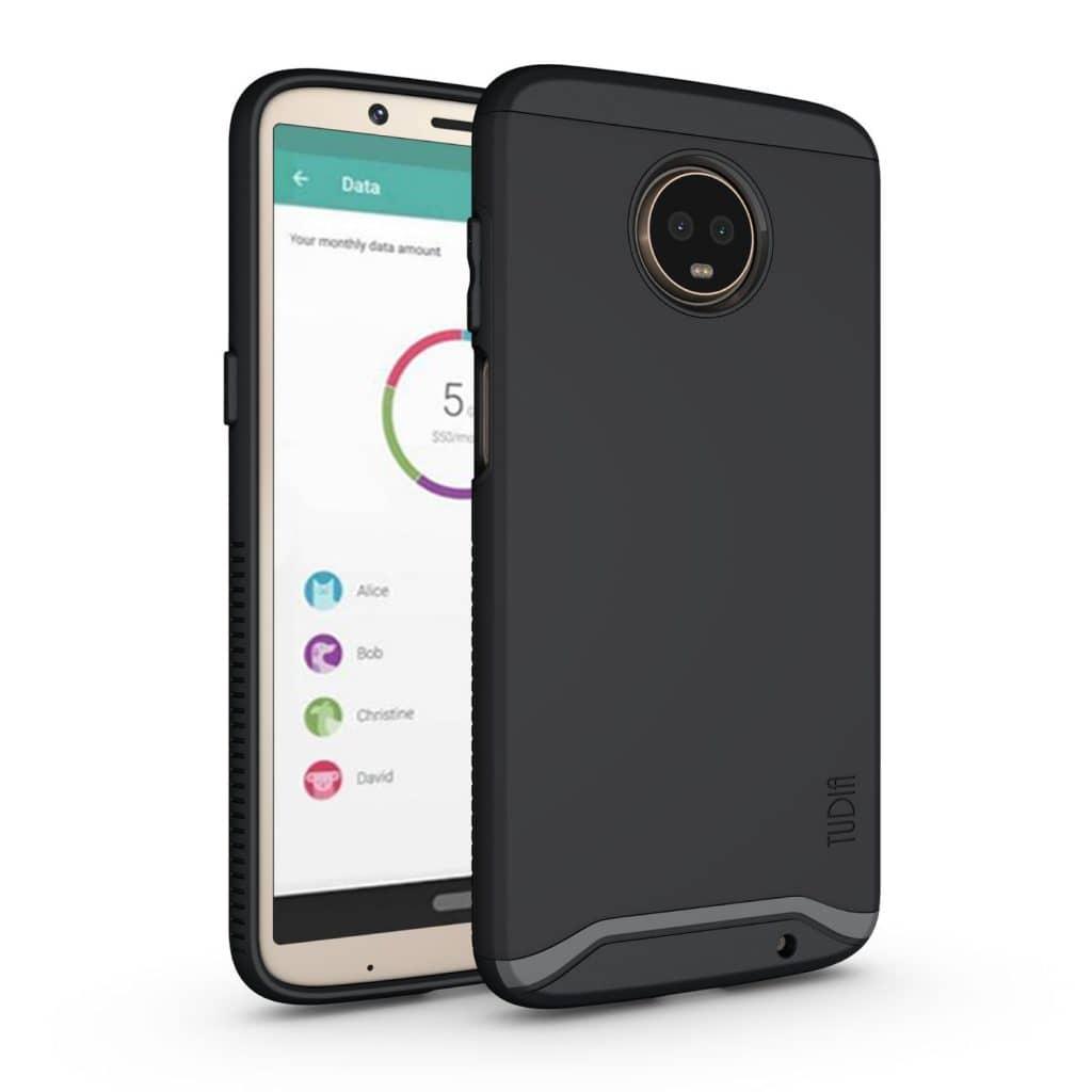 TUDIA Case for Motorola Moto Z3