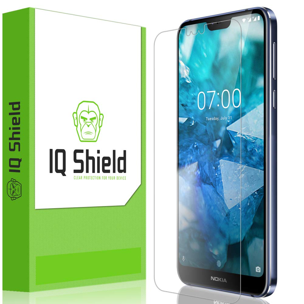 IQShield Screen Protector for Nokia 7.1