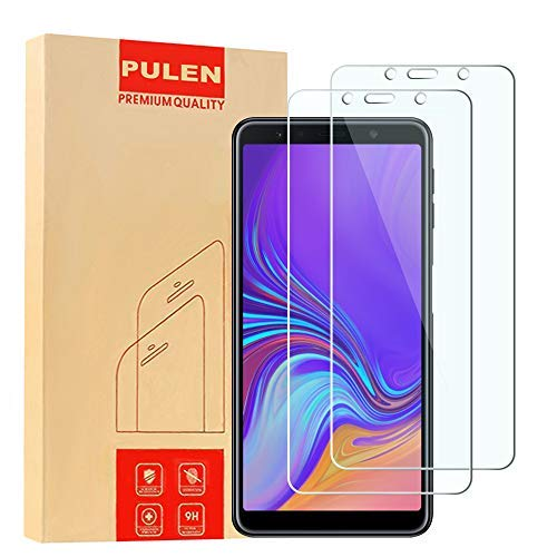 PULEN Screen Protector for Samsung Galaxy A7 (2018)
